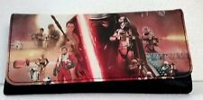Disney Star Wars The Force Awakens Loungefly Womens Wallet Nwt Park Exclusive