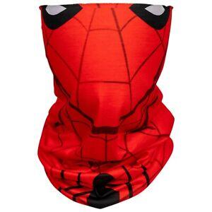 Marvel Spiderman Neck Men's Multi-Function Neck Gaiter for face