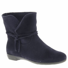 Ankle Suede Wide (C, D, W) Boots for Women