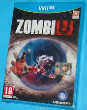 Zombi U - Nintendo WII U - PAL New Nuovo Sealed