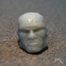 "MH050 Custom Cast head use w/3.75"" Star Wars GI Joe Acid Rain action figures"