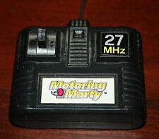 HTF 27 MHz Remote Control RC only for Motoring Marty Mouse 1991 HDTTX005 Radio