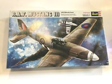 1971 REVELL R.A.F. MUSTANG 111 1:32, H-152, Unassembled in the box