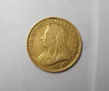 More details for victoria gold half sovereign 1893