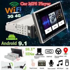 """Unidad principal de 10.1"""" 1Din Android 9.1 Bluetooth GPS Nav Coche Radio Estéreo reproductor de MP5"""