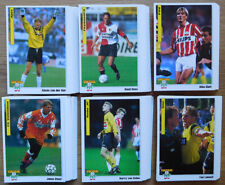 Panini Voetbal '94 Cards - Complete Set Of 120 Dutch Football League