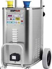 NEW Dupray Steam Box 220V Industrial Steam Cleaner w/ Full Steel Casing