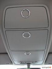 VW Touran 1T Aluringe Alu Ablagefach R-LINE SPORT