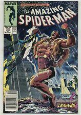 Amazing Spider-Man 293 Kraven's Last Hunt High Grade