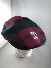 Turnberry Golf Course Hat Plaid Xl 7.5