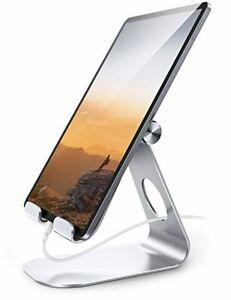 ipad pro 12.9 11 2020 Tablet Stand Adjustable Holder Desktop Stand Dock Portable