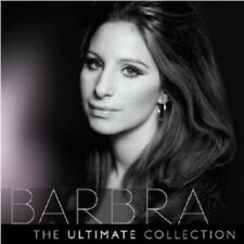 "BARBARA STREISAND ""THE ULTIMATE... (BEST OF)"" CD NEW+"