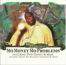 The Notorious B.I.G. feat. Puff Daddy & Mase: Mo Money Mo Problems    CD Single