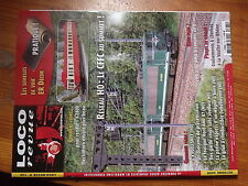 $$8 Loco-Revue N°735 Semelles de voie  CFFC  X 2400 Electrotren  Y 9003  BB 8100