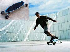 BMW StreetCarver Skateboard - Longboard / Blue ( NEW )