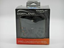 NEW Cortland Fairplay WF5/6F PreLoaded Fly Fishing Reel ~ Same Day Free Shipping