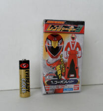 Power Rangers Pirates GOKAI LEGEND GoOnger RED Ranger KEYS MISB Japan Bandai!!