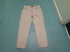 "Timberland Classic Fit Jeans Waist 34"" Leg 32"" Faded Sandy Beige Mens Jeans"