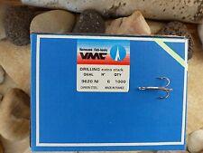 VMC DRILLING DRILLINGS HAKEN  9620 NI GR. 6 - 10 STÜCK NEU
