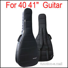 "Advanced Waterproof Acoustic Guitar Bag Thicken Padded Case For 40"" 41"" Guitar"