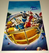Mel Brooks ROBOTS Bigweld Hand Signed 11X17 Photo IN PERSON Autograph PROOF