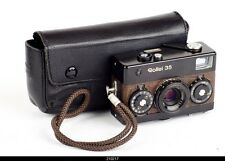 Camera Rollei 35 Brown Leather  Lens Tessar 3.5/40mm