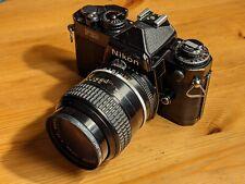 Nikon Nikkor Ai 105mm f/2.5 (Nur Objektiv)