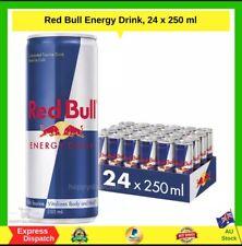 Red Bull Energy Drink 24 X 250ml From Fairdinks