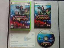 * Jeu X360 Dynasty Warriors 6 Empires MICROSOFT XBOX 360 / PAL COMPLET