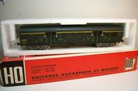 WAGONS TRAIN HO : VOITURE VOYAGEURS MODERNISEE 1ere CL JOUEF OCCASION boite 5101