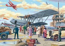 Falcon Deluxe CROYDON AEROPUERTO Puzle Rompecabezas (500 piezas)