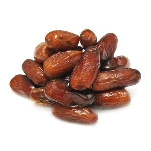 Organic Dates Dried Whole Pitted A Grade Premium Quality 1KG