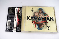 Kasabian - Empire BVCP-21481 JAPAN OBI CD A3067