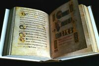 The Book of Kells Facsimile, 678 full color pages, leather reproduction