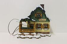 452-400h0007 Hubrig Winterkinder Winterhaus Forsthaus