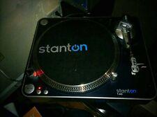 Stanton T.60X DJ Turntable Vinyl Record Player Works Great w/Box + Cartridge