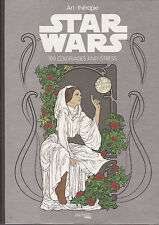ART THERAPIE STAR WARS 100 COLORIAGES ANTI-STRESS HACHETTE coloriage