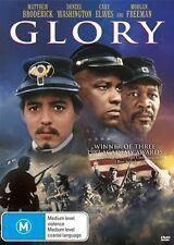 Glory NEW R4 DVD