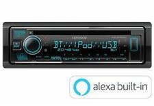 KENWOOD KDC-BT640U Bluetooth MP3-Radio unterstützt Amazon Alexa, Bluetooth Freis