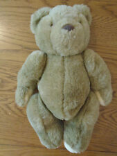 Vintage Mothercare teddy bear with moveable arms and legs