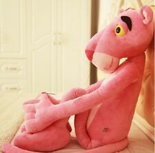 "Pink Panther NICI Plush Toy Stuffed Animal Doll 120cm 47"" LARGE LIFE SIZE Figure"