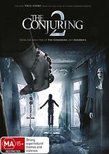 The CONJURING 2 : NEW DVD