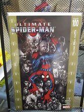 Ultimate Spider-Man #100 Mark Bagley Variant Cover Marvel Comics Bendis