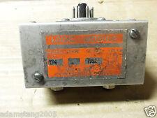 Micro Switch Tr4 Tr Logic Module