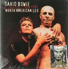 DAVID BOWIE - OUTSIDE TOUR 1995 - 9CD+DVD BOX-SET N°217/300 - PRO-SHOT - SEALED