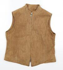 Principles Womens Beige   Gilet Jacket Size 14
