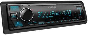 Kenwood KMMBT328 Car Media Receiver w/ Bluetooth SPOTIFY (NO PANDORA-NO SIRIUS)