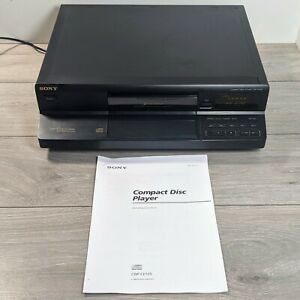 Sony CDP CE-105 Multiple Discs Changer Player (5 Discs) DA/Converter