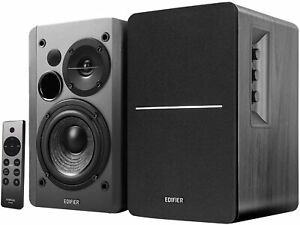 Edifier R1280DBs Bluetooth TV/PC/Laptop Speakers with Subwoofer Line Out - Black