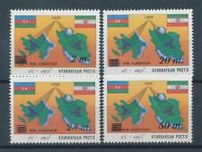 163238) Aserbaidschan Nr.118-121** Fernmeldetechnik